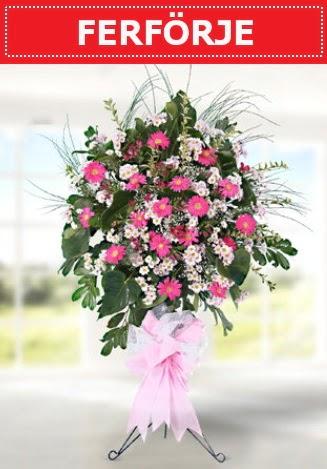 Ferförje düğün nikah açılış çiçeği  Bartın çiçek yolla