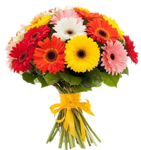 Gerbera demeti buketi  Bartın çiçek satışı