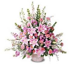 Bartın çiçek siparişi sitesi  Tanzim mevsim çiçeklerinden çiçek modeli