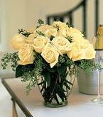 Bartın çiçek siparişi sitesi  11 adet sari gül mika yada cam vazo tanzim