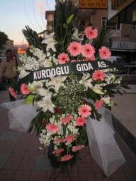 kazablanka,gerbera,sebboy ferforje  Bartın çiçekçi mağazası