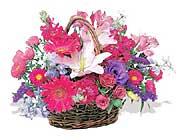 küçük karisik özel sepet   Bartın çiçek online çiçek siparişi