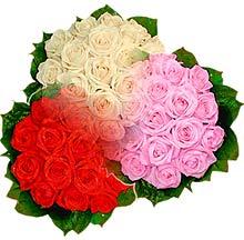 3 renkte gül seven sever   Bartın çiçek , çiçekçi , çiçekçilik