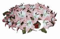 yapay karisik çiçek sepeti   Bartın çiçekçi mağazası