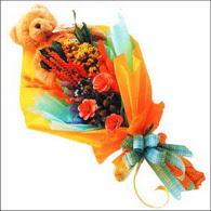 ayicik gül ve kir çiçekleri   Bartın çiçekçi mağazası