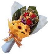 güller ve gerbera çiçekleri   Bartın çiçek gönderme sitemiz güvenlidir