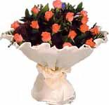 11 adet gonca gül buket   Bartın çiçek gönderme sitemiz güvenlidir