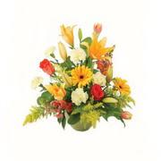 karisik renkli çiçekler tanzim   Bartın çiçek gönderme sitemiz güvenlidir