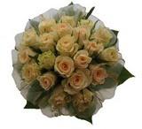 12 adet sari güllerden buket   Bartın uluslararası çiçek gönderme