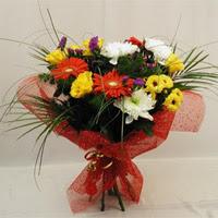 Bartın hediye çiçek yolla  Karisik mevsim demeti