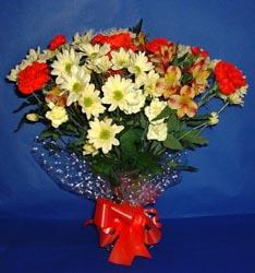 Bartın hediye çiçek yolla  kir çiçekleri buketi mevsim demeti halinde