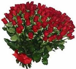 51 adet kirmizi gül buketi  Bartın çiçekçiler