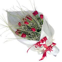 Bartın yurtiçi ve yurtdışı çiçek siparişi  11 adet kirmizi gül buket- Her gönderim için ideal