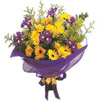 Bartın çiçek gönderme sitemiz güvenlidir  Karisik mevsim demeti karisik çiçekler