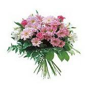 karisik kir çiçek demeti  Bartın çiçek satışı