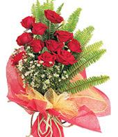 11 adet kaliteli görsel kirmizi gül  Bartın çiçek satışı