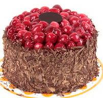 çikolatali franbuazli yas pasta 4 ila 6  Bartın çiçek gönderme