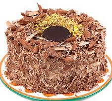 çikolatali 4 ile 6 kisilik yas pasta  Bartın çiçek servisi , çiçekçi adresleri