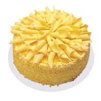 Muzlu pasta 4 ile 6 kisilik yas pasta  Bartın çiçekçi telefonları