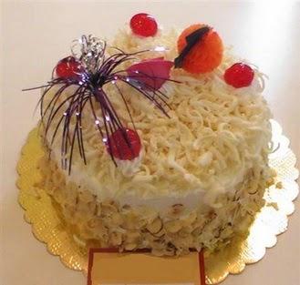 pasta siparisi 4 ile 6 kisilik yaspasta mis lezzette  Bartın çiçekçi telefonları