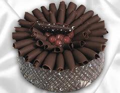 online pasta satisi 4 ile 6 kisilik çikolatali meyvali yaspasta  Bartın cicekciler , cicek siparisi