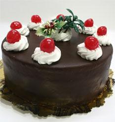 4 ile 6 kisilik yas pasta çikolatali taze pastaci  Bartın anneler günü çiçek yolla