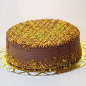 sanatsal pastaci 4 ile 6 kisilik krokan çikolatali yas pasta  Bartın cicek , cicekci
