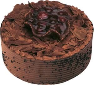 pasta satisi 4 ile 6 kisilik çikolatali yas pasta  Bartın çiçek , çiçekçi , çiçekçilik
