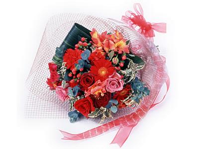 Karisik buket çiçek modeli sevilenlere  Bartın uluslararası çiçek gönderme