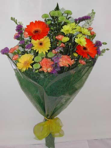 karisik kir çiçek buketi çiçek gönderimi  Bartın cicekciler , cicek siparisi