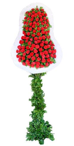 Dügün nikah açilis çiçekleri sepet modeli  Bartın İnternetten çiçek siparişi