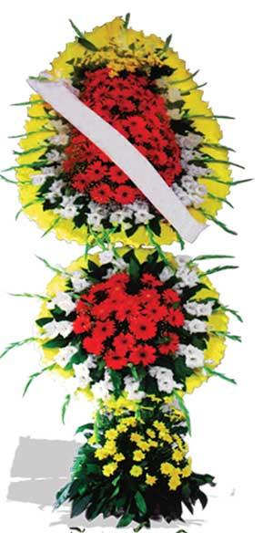 Dügün nikah açilis çiçekleri sepet modeli  Bartın çiçek yolla