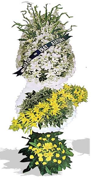 Dügün nikah açilis çiçekleri sepet modeli  Bartın çiçek , çiçekçi , çiçekçilik