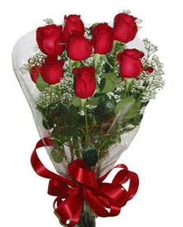 Çiçek sade gül buketi 7 güllü buket  Bartın online çiçek gönderme sipariş