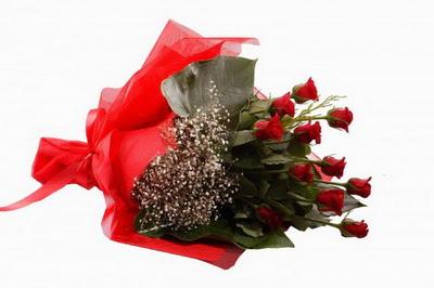 Bartın çiçek siparişi sitesi  11 adet kirmizi gül buketi çiçekçi