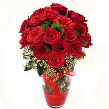 Bartın çiçek siparişi sitesi   9 adet kirmizi gül