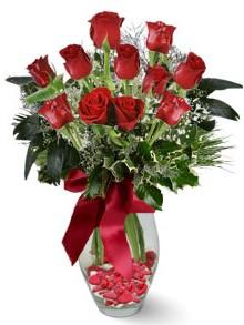 9 adet gül  Bartın internetten çiçek satışı  kirmizi gül