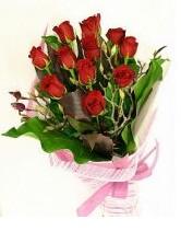 11 adet essiz kalitede kirmizi gül  Bartın anneler günü çiçek yolla