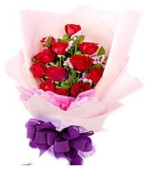 7 gülden kirmizi gül buketi sevenler alsin  Bartın çiçek gönderme sitemiz güvenlidir