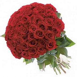 Bartın güvenli kaliteli hızlı çiçek  101 adet kırmızı gül buketi modeli
