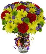 En güzel hediye karışık mevsim çiçeği  Bartın hediye çiçek yolla