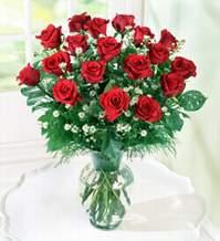Bartın internetten çiçek satışı  9 adet mika yada vazoda kirmizi güller