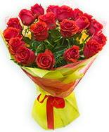 19 Adet kırmızı gül buketi  Bartın çiçek siparişi vermek
