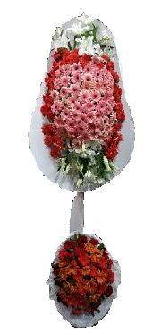 çift katlı düğün açılış sepeti  Bartın internetten çiçek satışı