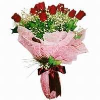 Bartın çiçek siparişi sitesi  12 adet kirmizi kalite gül