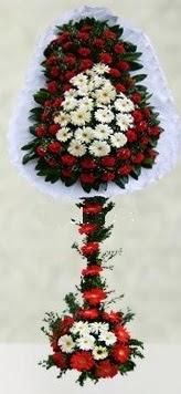 Bartın internetten çiçek satışı  çift katlı düğün açılış çiçeği