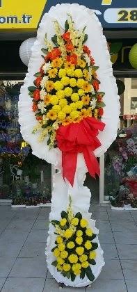 Çift katlı düğün nikah açılış çiçeği  Bartın güvenli kaliteli hızlı çiçek