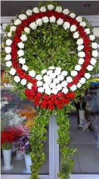 Cenaze çelenk çiçeği modeli  Bartın anneler günü çiçek yolla