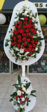 2 katlı nikah çiçeği düğün çiçeği  Bartın çiçek gönderme