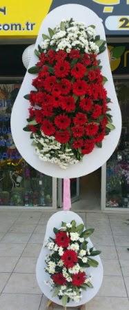 Çift katlı düğün nikah işyeri açılış çiçeği  Bartın İnternetten çiçek siparişi
